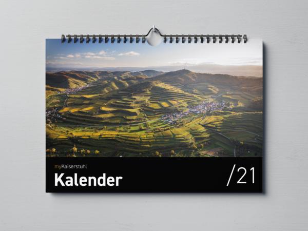 myKaiserstuhl Wandkalender 2021 Kaiserstuhl Bilder