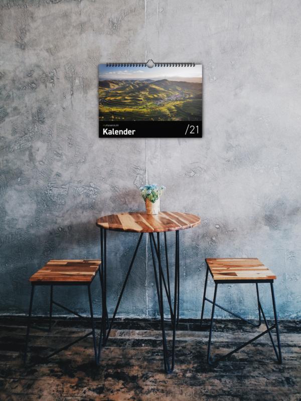 Kaiserstuhl Wandkalender 2021