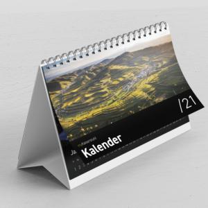myKaiserstuhl Tischkalender 2021